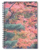 Painting Autumn Spiral Notebook