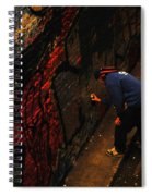 Painting Walls Spiral Notebook