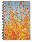 Paintsplosion Spiral Notebook