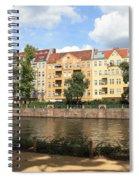 Palace Garden View Spiral Notebook