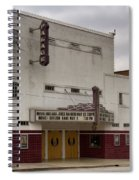 Palace Movie Theater Spiral Notebook