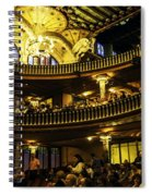 Palau De La Musica  - Barcelona - Spain Spiral Notebook
