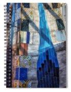 Palau Guell Spiral Notebook