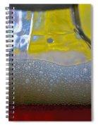 Pale Ale Suds Spiral Notebook