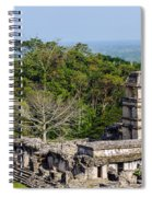 Palenque Palace Spiral Notebook