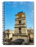 Palenque Palace Tower Spiral Notebook
