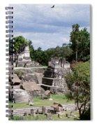 Palenque Ruins Spiral Notebook