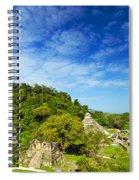 Palenque View Spiral Notebook