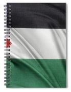 Palestine Flag Spiral Notebook
