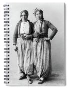 Palestine Gypsies, 1893 Spiral Notebook
