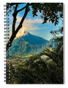Pali Lookout For Puu Alii Spiral Notebook