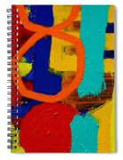 Palimpsest X Spiral Notebook