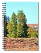 Palisades Idaho Spiral Notebook