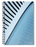 Palm Frond 1934 Vicky Style Spiral Notebook
