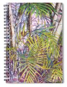 Palm Grove Spiral Notebook