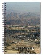 Palm Springs International Airport Spiral Notebook