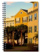 Palm Tree Beauty At Isle Of Palms Spiral Notebook