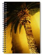 Palm Tree In Vegas. Spiral Notebook