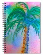 Palm Tree Study Spiral Notebook