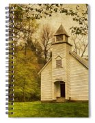 Palmer Chapel Spiral Notebook