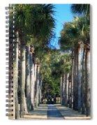 Palmetto Alee Spiral Notebook