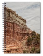 Palo Duro Canyon Spiral Notebook