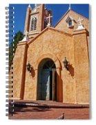 Paloma Spiral Notebook