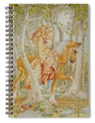 Palomino Princess Spiral Notebook