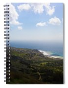 Palos Verdes Peninsula Spiral Notebook