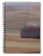 Palouse Country U S A Spiral Notebook