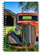 Palouse Dodge Spiral Notebook