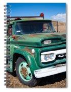 Palouse Gmc Truck Spiral Notebook