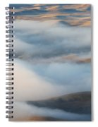 Palouse Morning Mist Spiral Notebook