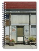 Palouse, Washington State Spiral Notebook