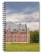 Palsjo Slott And Garden Spiral Notebook