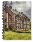 Palsjo Slott Sketch Spiral Notebook