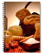 Pampering Spiral Notebook