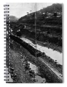 Panama Canal, 1908 Spiral Notebook