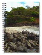 Panama Island Spiral Notebook