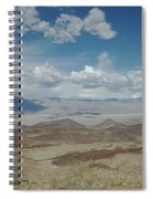 Panamint Valley Spiral Notebook