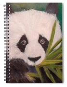 Panda Jenny Lee Discount Spiral Notebook