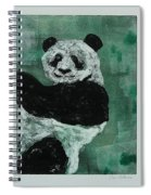 Panda - Monium Spiral Notebook