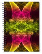 Pandoras Box Spiral Notebook