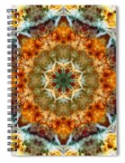 Panorama Carina Nebula II Spiral Notebook