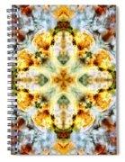 Panorama Carina Nebula V Spiral Notebook