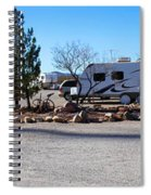 Panorama Cedar Cove Rv Park Street 2 Spiral Notebook