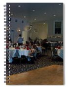 Panorama Wedding Spiral Notebook