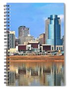 Panoramic Cincinnati Spiral Notebook