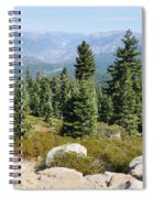 Panoramic Point Spiral Notebook