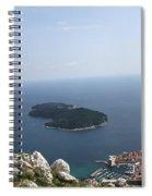 Panoramo Restaurant Spiral Notebook